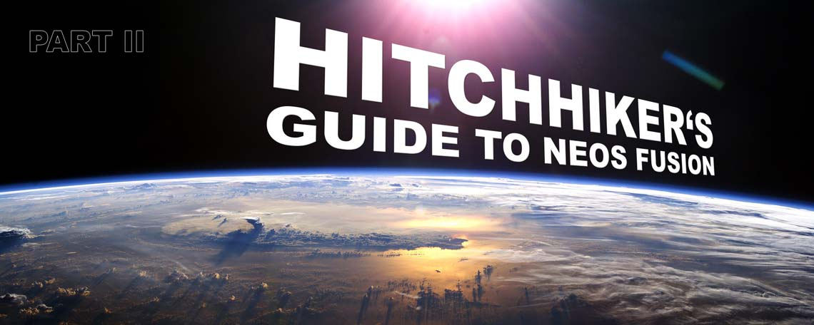Hitchhiker's guide to Neos Fusion - Part 2