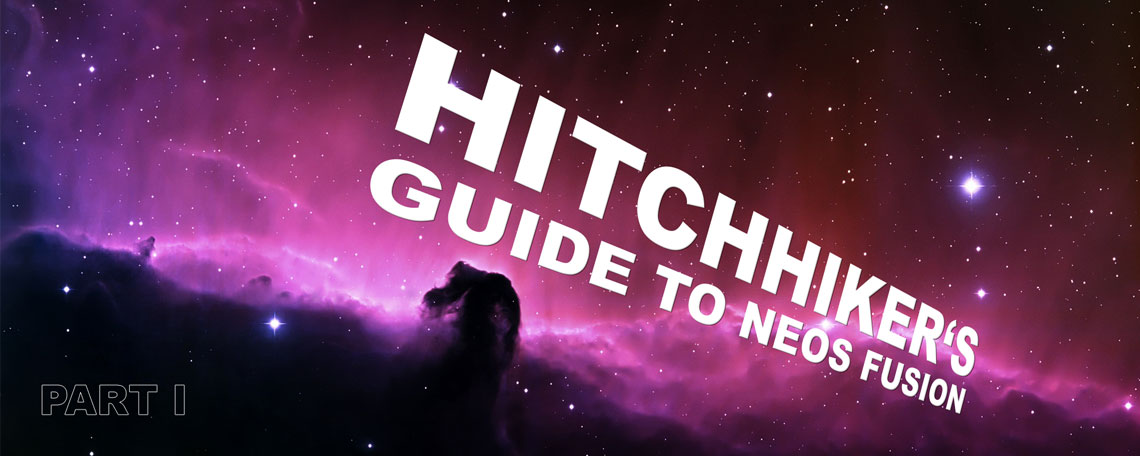 Hitchhiker's guide to Neos Fusion - Part 1